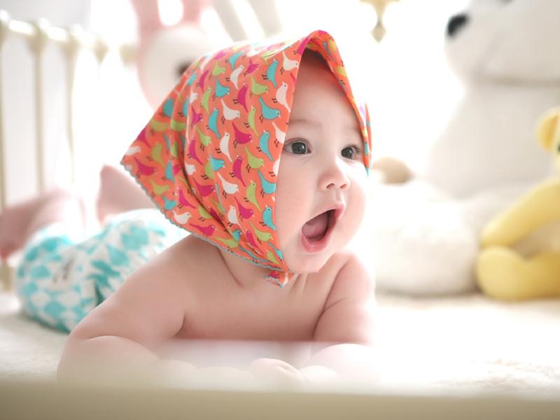 Puericultura: acompanhamento do bebê com pediatra no 1° ano.