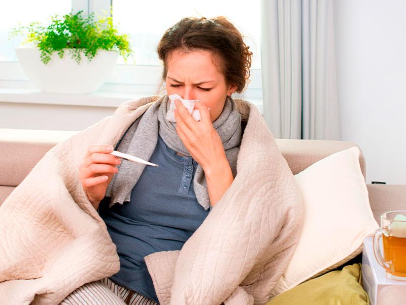 Qual a diferença entre gripe e resfriado